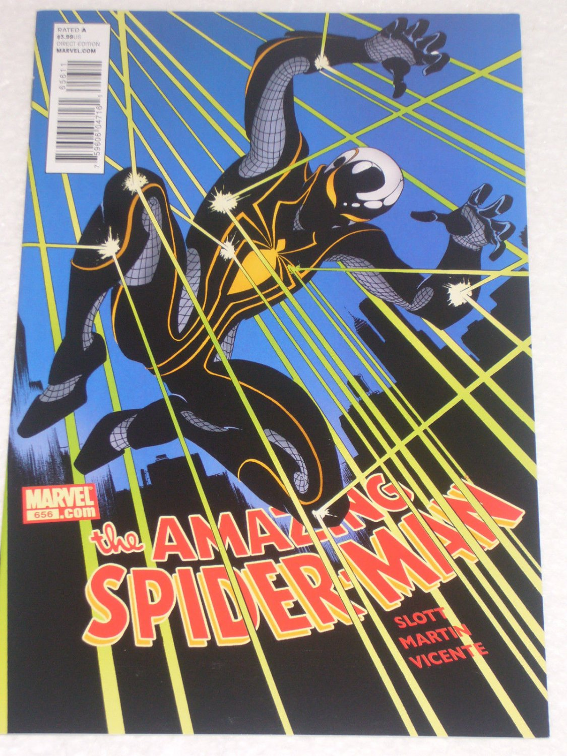 The Amazing Spider-Man #656 (May 2011, Marvel)