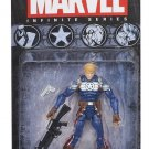 Marvel infinite Steve Rogers Platinum