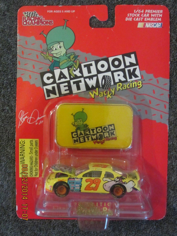 #29 Steve Grissom CARTOON NETWORK 1997