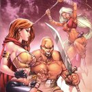 GRIMM FAIRY TALES ANNUAL 2011 SINBAD CROSSOVER