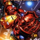 INVINCIBLE IRON MAN #1L VARIANT