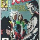 THE Uncanny X-Men #210(OCT 1986)