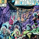 THE X-Men and the Micronauts #3