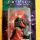 PREVIEWS EXCLUSIVE CRIMSON ALEX Action Figure HUMBERTO RAMOS CLIFFHANGER COMICS