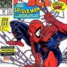 MARVEL AGE #90 NEWSSTAND