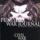 Punisher: War Journal #1B