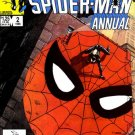 Web of Spider-Man ANNUAL #2 1985