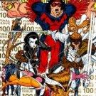 The New Mutants #100 2ND PRINTING VOL 1 1983