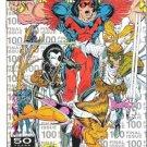 The New Mutants #100 3RD PRINTING VOL 1 1983