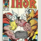 The Mighty Thor #338 RARE NEWSSTAND