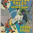 MARVEL TALES #57 SPIDER-MAN / THE LIZARD 1975 STAN LEE