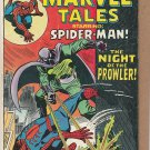 MARVEL TALES #59 SPIDER-MAN / FIRST PROWLER 1975 STAN LEE
