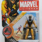 Marvel Universe Yellow Jacket w. Ant Man - Series 2 #032