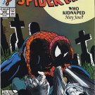 AMAZING SPIDER-MAN 308- MCFARLANE ART - MJ KIDNAPED