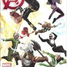 THE AVENGERS #22 (2013) MARVEL NOW COMICS 50TH ANNIVERSARY VARIANT