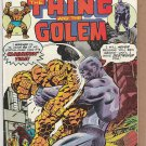 MARVEL TWO-IN-ONE #11 THING / THE GOLEM