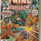 MARVEL TWO-IN-ONE #18 THING / THE SCARECROW 1976 WITH VALUE STAMP