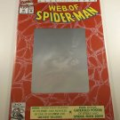 Web of Spiderman #90 30th Anniversary Hologram Cover