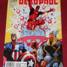"Deadpool #23 ""Tricky"" Part 1 of 3: Here Comes A New Shooter"