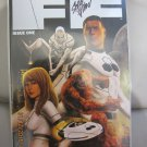 FF #1 ; Signed by Steve Epting; DF COA, Bag/Board #31 of 50