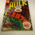 "INCREDIBLE HULK #135 ""Descent into the Time-Storm"""