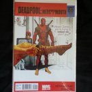DEAD POOL:MERC WITH A MOUTH #9