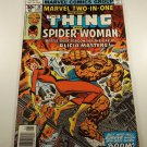 Marvel Two-in-One #30  2ND SPIDERWOMAN