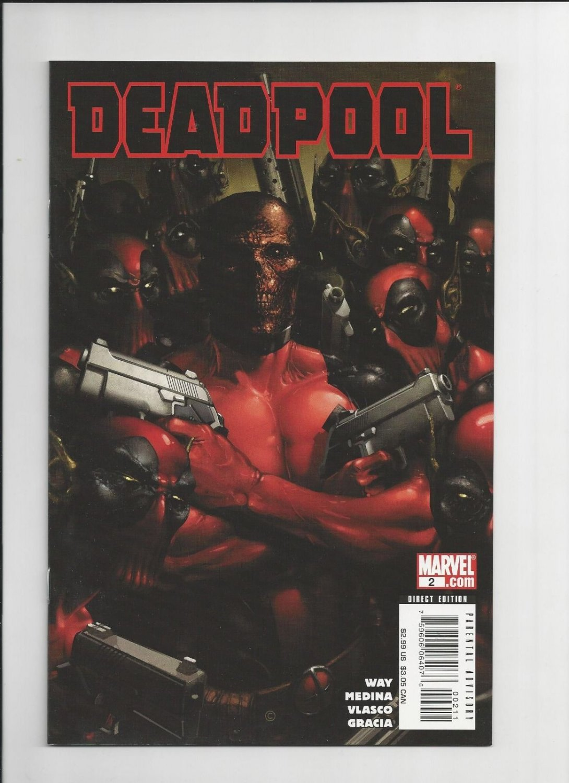 Deadpool #2 2008