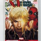 LONGSHOT SAVES MARVEL UNIVERSE #1 DEADPOOL VARIANT HASTINGS