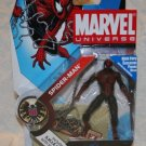 Marvel Universe SPIDER-MAN Series 1 #032 RED BLACK SUIT
