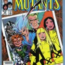 The New Mutants #32, October 1985 VOL 1