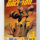 Rocket Raccoon #1  3RD PRINT