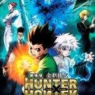 DVD ANIME HUNTER X HUNTER The Last Mission Movie