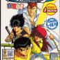 DVD ANIME YU YU HAKUSHO Ghost Files Vol.1-112End + 3 Movies Box Set