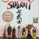 DVD ANIME AKIRA KUROSAWA'S SAMURAI 7 Special Edition Vol.1-26End