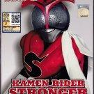 DVD ANIME MASKED KAMEN RIDER STRONGER Vol.1-39End