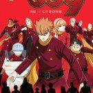 DVD ANIME MOVIE 009 RE: CYBORG Region All Free Shipping English Sub