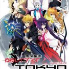 DVD ANIME TOKYO RAVENS Vol.1-26End Region All Free Shipping English Subtitle