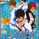 DVD ANIME FREE! IWATOBI SWIM CLUB Season 1 Vol.1-12End