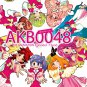 DVD ANIME AKB0048 First Stage Vol.1-13End The Animation Director Cut