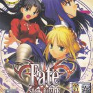 DVD ANIME FATE STAY NIGHT Vol.1-24End Complete TV Series
