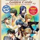 DVD ANIME LA CORDA D'ORO GOLDEN CORDA Prima Passo + Second Passo Vol.1-31End OVA