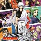 DVD ANIME GINTAMA Vol.126-185 Gin Tama Silver Soul