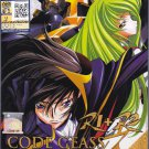 DVD ANIME CODE GEASS Lelouch of The Rebellion R1+R2 Vol.1-50End + Special