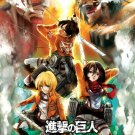 DVD ANIME FILM SPECIAL ATTACK ON TITAN Since That Day Movie