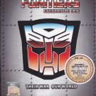 TRANSFORMERS Generation One Episode 1-98End + Movie Their World Our World