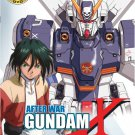 DVD ANIME AFTER WAR GUNDAM X Complete TV Series Vol.1-39End Region All Eng Sub