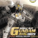 DVD ANIME MOBILE SUIT GUNDAM 0079 3 Movies Special Edition Region All Free Ship