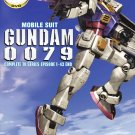 DVD ANIME MOBILE SUIT GUNDAM 0079 Complete TV Series Vol.1-43End Region All