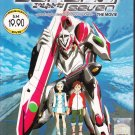 DVD ANIME EUREKA SEVEN The Movie Good Night Sleep Tight Young Lovers Region All